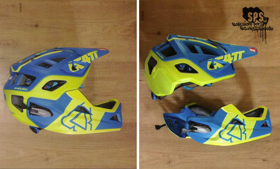 Casco Leatt DBX 3.0 Enduro