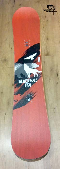 Black Hole Ignition tavola snowboard